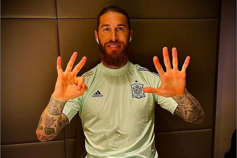 Hiszpania bez Ramosa. Zobacz, co robi gwiazdor skreślony przez trenera