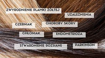 Co kolor włosów mówi o twoim zdrowiu?