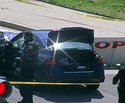 Zamach na Kapitol. Nie żyje policjant raniony nożem