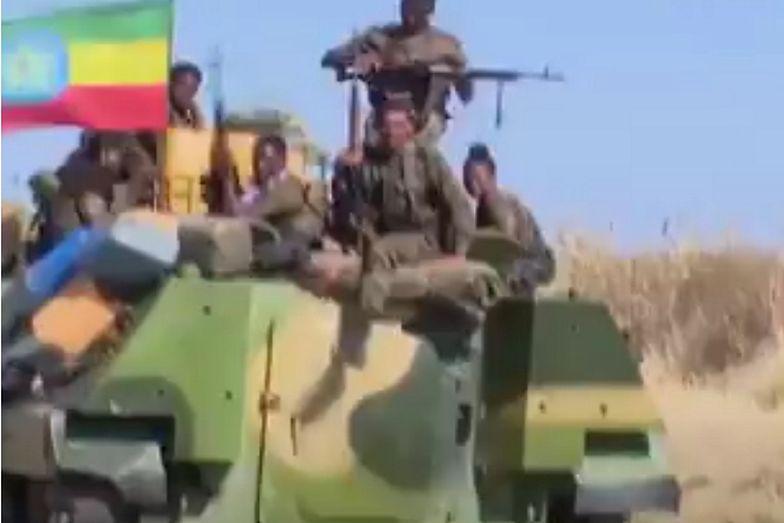 """Zaostrza się konflikt w Etiopii. Wojska podejmą """"ostateczną akcję"""""""