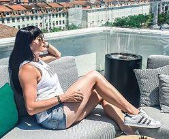 Nowa odsłona Ewy Brodnickiej. Bokserka zamieniła się w modelkę