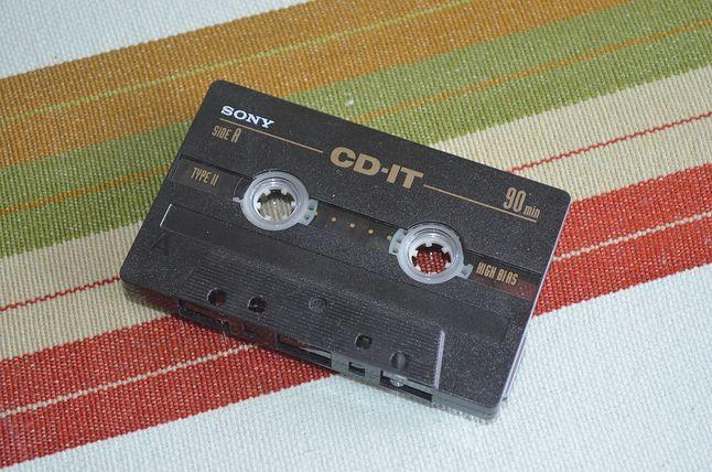 Domowe komputery zapisywały programy na kasetach magnetofonowych (Pixabay)