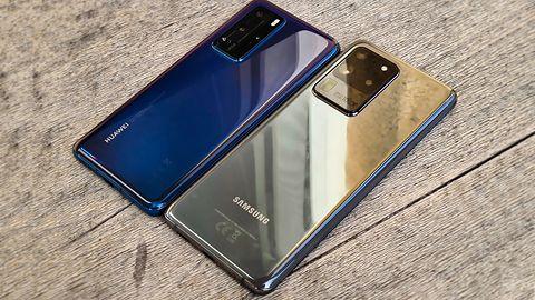Huawei nowym liderem sprzedaży smartfonów. Chińczycy pobili Samsunga