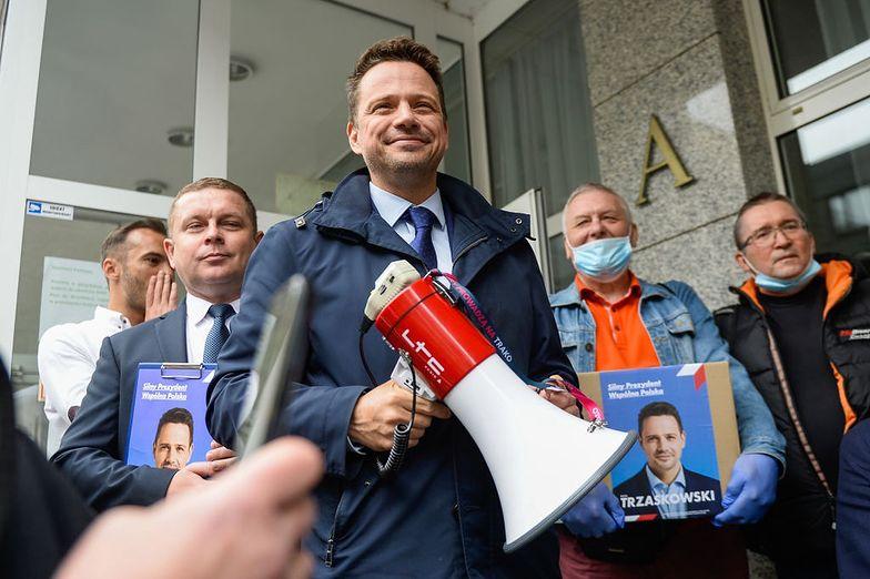 Rafał Trzaskowski pokazał swój program wyborczy. Długo trzeba było czekać