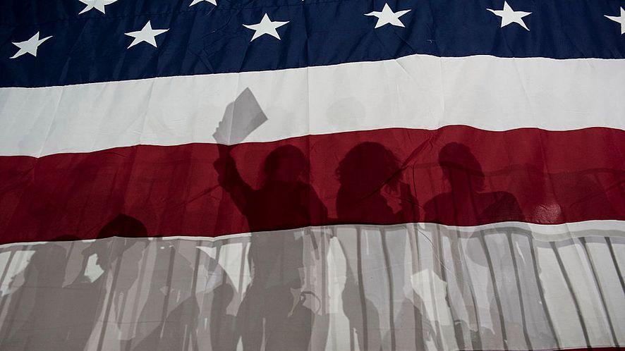Republikanie odrzucili 3 ustawy zwiększające bezpieczeństwo wyborów prezydenckich w USA, fot. Andrew Renneisen / Getty Images