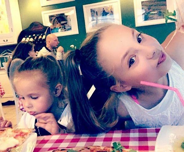 Córki Magdaleny Modrej-Krupskiej mają na imię Lea i Mia