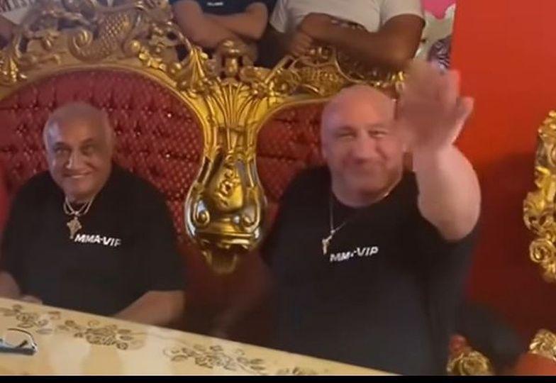 Don Vasyl chce walczyć u Najmana z politykiem! Kuriozalny plan na samą walkę