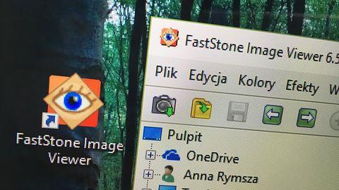 FastStone Image Viewer jest bardziej uniwersalny, może importować filmy
