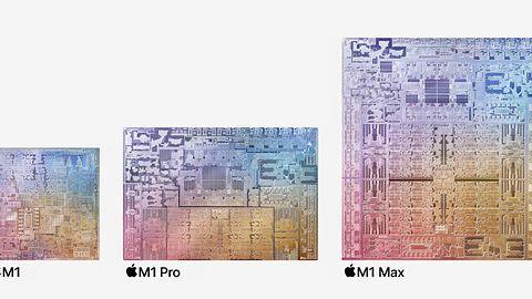 Układ M1 Max dorównuje Nvidii RTX 3080?