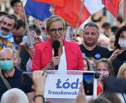 """Wybory 2020. Małgorzata Trzaskowska: """"Zamierzam zostać rzeczniczką kobiet"""""""
