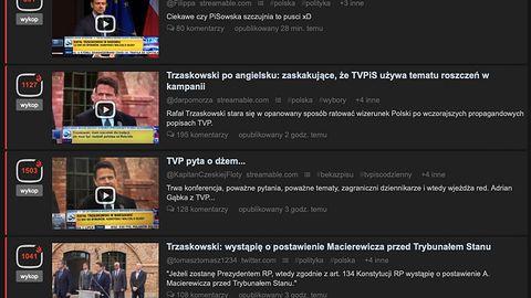 Upadek serwisu Wykop.pl