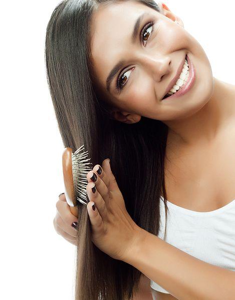 Układaj włosy następnego dnia po umyciu