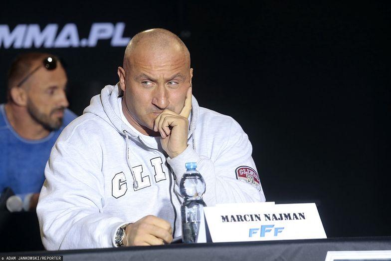Marcin Najman mówi o swojej przyszłości. Wymowne słowa zawodnika MMA