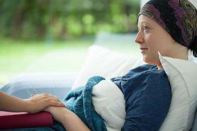Ostra białaczka szpikowa - nawroty
