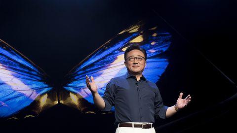 Składany smartfon Samsunga zaprezentowany: ma dwa ekrany, w tym Infinity Flex Display