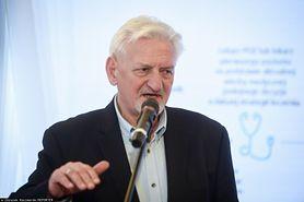 Prof. Andrzej Horban o brytyjskiej mutacji koronawirusa. Czy jest już w Polsce? (WIDEO)