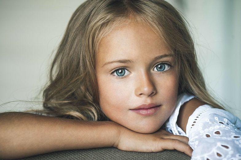 """Nazwano ją """"najpiękniejszą dziewczynką świata"""". Tak wygląda jako nastolatka"""