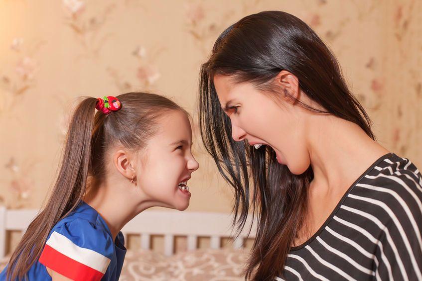 Trzeba umiejętnie uspokajać dziecko