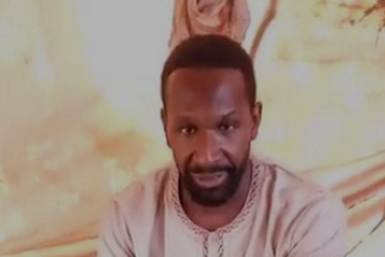 Francuski dziennikarz błaga o pomoc. Poruszające nagranie