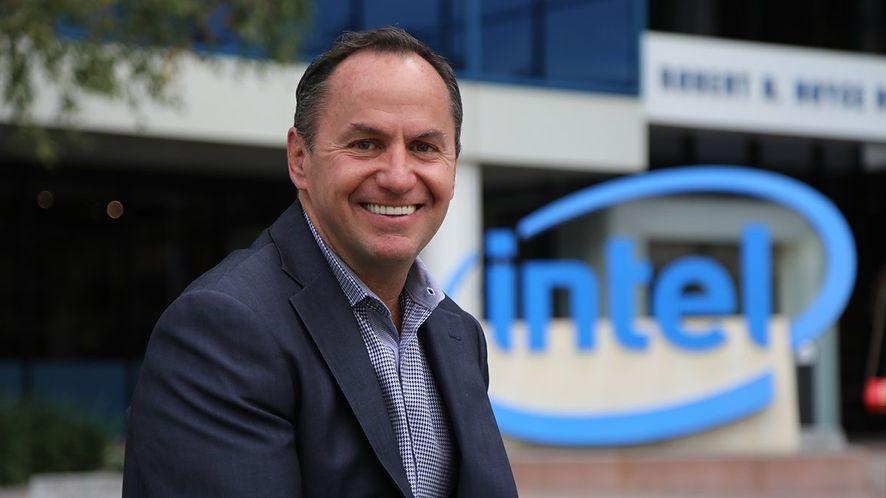 Bob Swan. Źródło: Intel