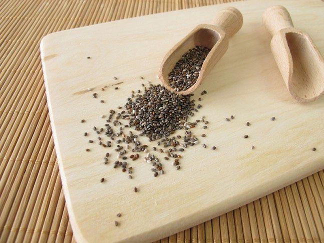 Węglowodany zawarte w nasionach to czysty błonnik