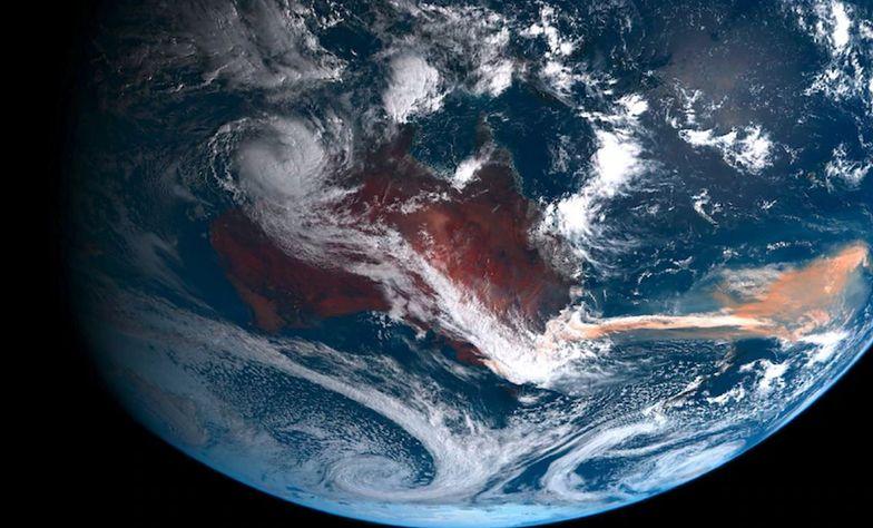 Zobaczyli ją z kosmosu. Gigantyczna plama na oceanie. Większa niż Australia