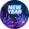 Tapety noworoczne icon
