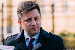"""Wyciek danych z konta ministra. Michał Dworczyk: """"Celem jest dezinformacja"""""""