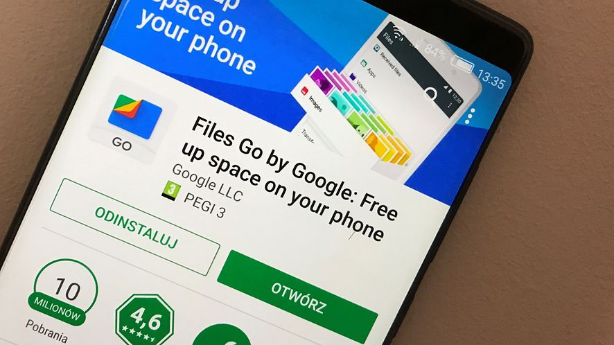 Menedżer plików Google pozwala już tworzyć kopie zapasowe na Dysku Google