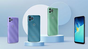 OSCAL C20 Pro - nowy budżetowy smartfon 4G z  Android 11