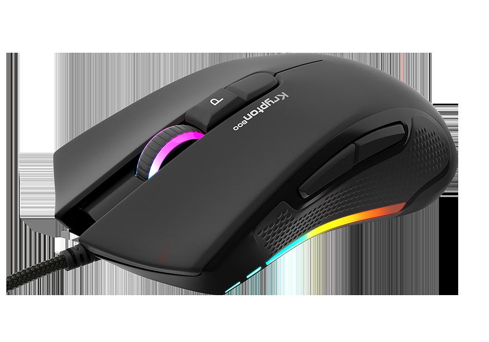 GENESIS Krypton 800 — symetryczna myszka nie tylko dla graczy! - Genesis Krypton 800 (źródło: oficjalna strona producenta)