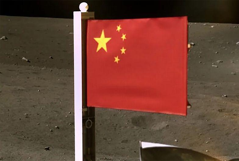 Historyczny moment. Chiny pokazały zdjęcie z Księżyca