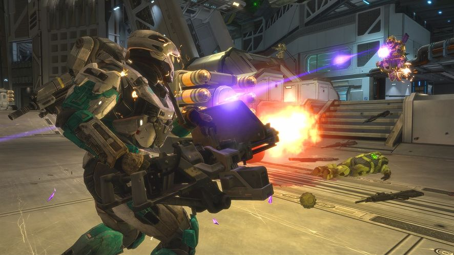 Halo: The Master Chief Collection obsłuży 4K przy 120 FPS na Xbox Series X