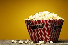 Popcorn o smaku serowym