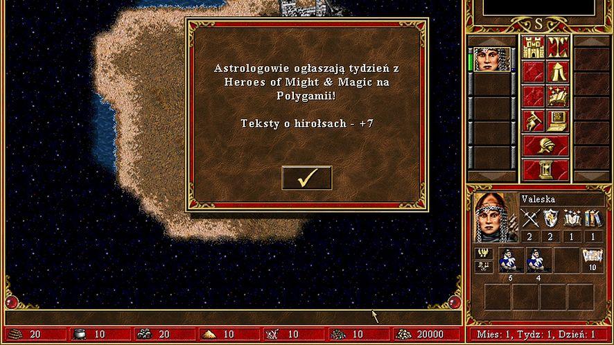 Tydzień z Heroes of Might & Magic na Polygamii