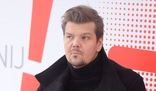 """Michał Figurski wspiera Wodeckiego i opowiada o swojej walce z chorobą. """"Przychodzi moment totalnego załamania"""""""