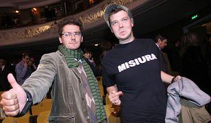 Kuba Wojewódzki i Michał Figurski znów w duecie? Dziennikarze zrobili sobie wspólne zdjęcie