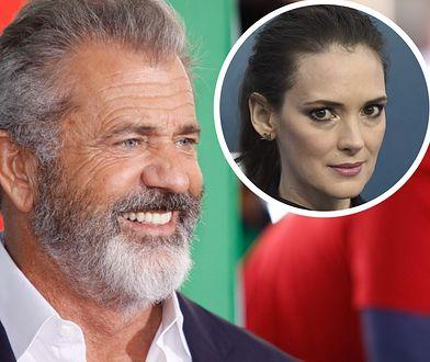 Winona Ryder opisała zajście z udziałem Mela Gibsona