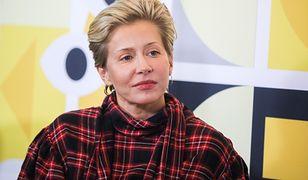 Katarzyna Warnke twierdzi, że radzi sobie jako matka