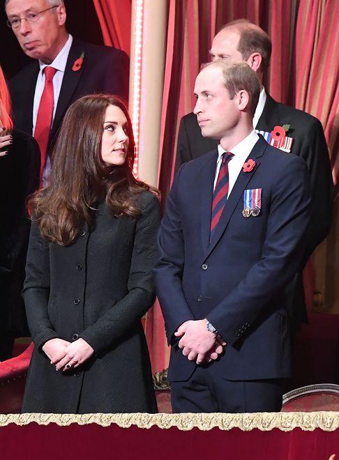Na uroczystościach pojawiła się niemal cała rodzina Windsorów