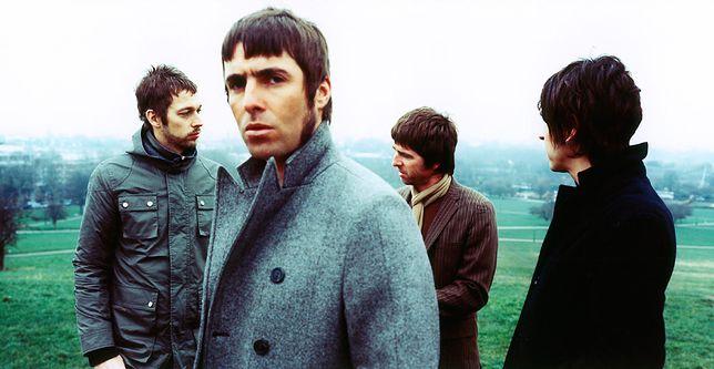 Członkowie zespołu Oasis