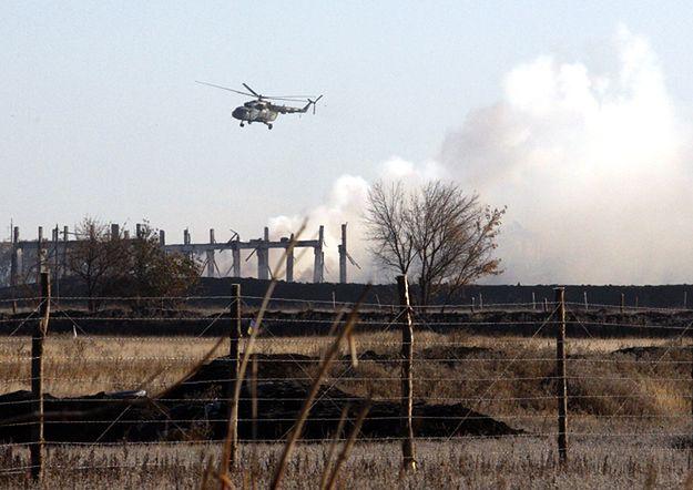 Zabici w pożarze składów amunicji na Ukrainie. Kijów: to wynik dywersji