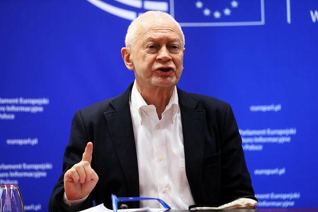 Michał Boni nie jest zadowolony ze swojego miejsca na liście PO w wyborach do PE