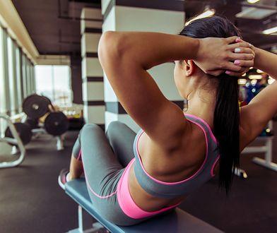 Trening na siłowni dla początkujących powinien odbywać się według ustalonego planu