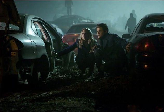 Pamiętniki wampirów sezon 5, odcinek 17: Wołanie o pomoc (Rescue Me)