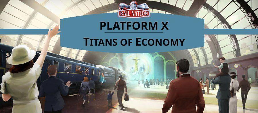 Zaczyna się nowa runda Platform X: Titans of Economy
