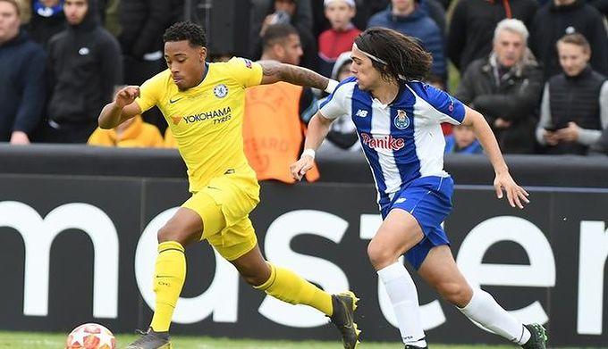 4bf859da1 Liga Młodzieżowa UEFA: FC Porto wygrało w finale z Chelsea FC - WP ...