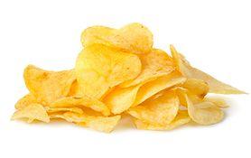 Chipsy ziemniaczane light