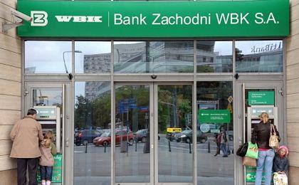 BZ WBK może w ciągu kilku lat dogonić Pekao SA; nie wyklucza rebrandingu na Santander