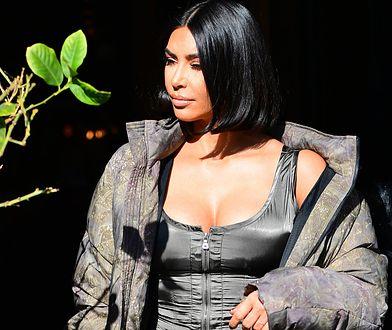 Kim Kardashian pilnie się uczy